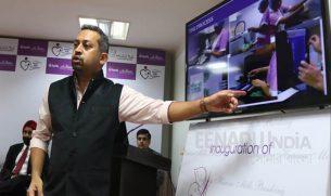মাতৃদুগ্ধ ব্যাঙ্ক চালু হলো ভারতের দিল্লিতে