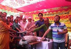 মাদকাশক্ত ৫টি পরিবারকে পুণবার্সন করে খানসামায় মাদক মুক্ত বাহাদুর বাজার ঘোষনা