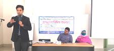 খানসামায় পঞ্চবার্ষিকী পরিকল্পনা প্রণয়ন বিষয়ক কর্মশালা অনুষ্ঠিত