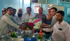 সোনাতলা ফাযিল (ডিগ্রী) মাদ্রাসার গভর্ণিং বডির প্রথম সভা অনুষ্ঠিত