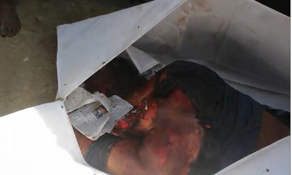 ঠাকুরগাঁওয়ে ট্রেনে কাটা পড়ে অজ্ঞাত ব্যক্তি নিহত