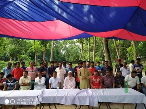 ঝিকরগাছা আওয়ামীলীগের সাংগঠনিক কার্যক্রম শক্তিশালী করতে কর্মীসমাবেশ অনুষ্ঠিত