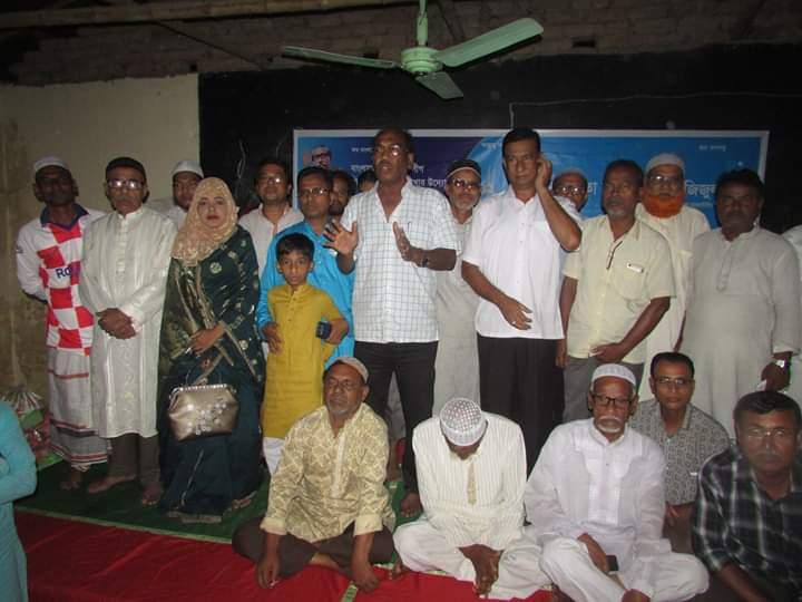 শিবগঞ্জে আওয়ামীলীগের   ইফতার মাহফিল অনুষ্ঠিত