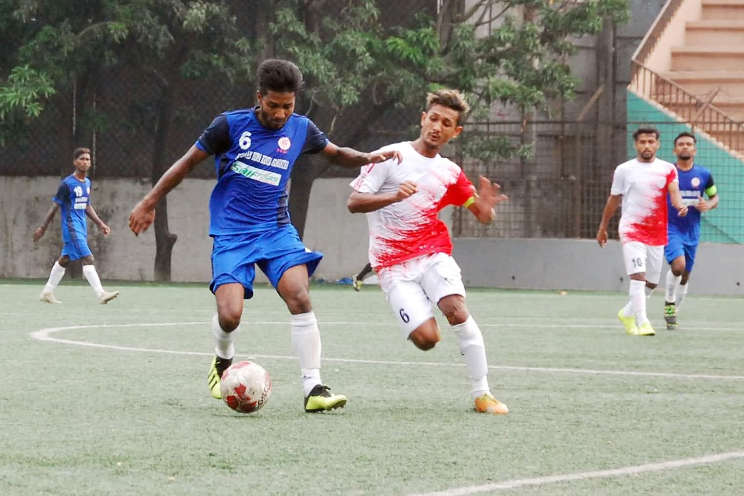 ফুটবল খেলা নিয়েই ভালো আছি গাইবান্ধা মহিমাগঞ্জের -জিয়ন
