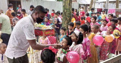 দেশ বরেণ্য লেখক ও সম্পাদক প্রয়াত জামিল আখতার বীনু'র ৮১ তম জন্মউৎসব পালন