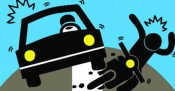গাইবান্ধার গোবিন্দগঞ্জে যাত্রীবাহী বাস চাপায় তিনজন মোটর সাইকেল আরোহী নিহত
